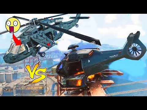 Call of Duty: Mobile | Helicopter vs Helicopter Funny Moments | KTX Telugu Gamer