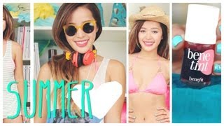 MichellePhan – Michelle's Summer Favorites