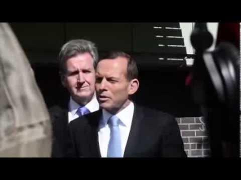 Abbott pledges crackdown on guns - Today's News