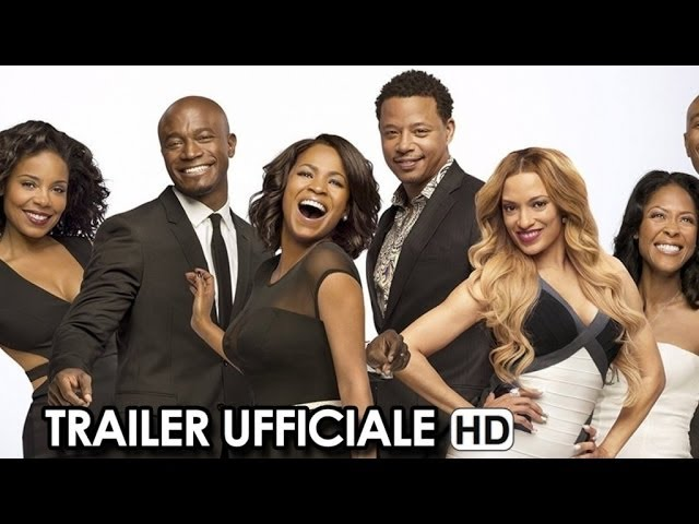 The Best Man Holiday Trailer Ufficiale Italiano (2014) - Malcolm D. Lee Movie HD