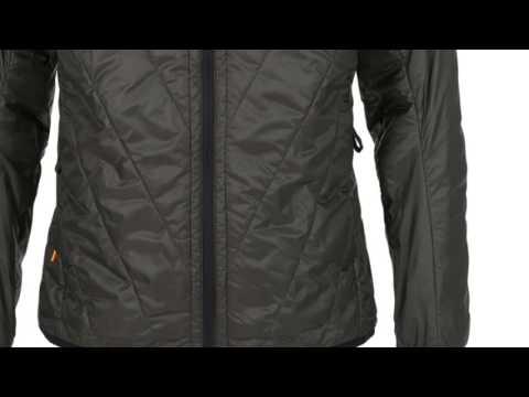 Peak Performance Heli Liner Mens Jacket in Black Olive