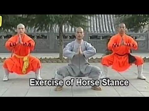 Shaolin Kong fu basic movements