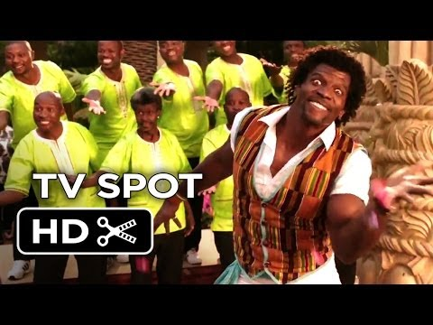 Blended TV SPOT - Take a Trip (2014) - Terry Crews, Drew Barrymore Comedy HD