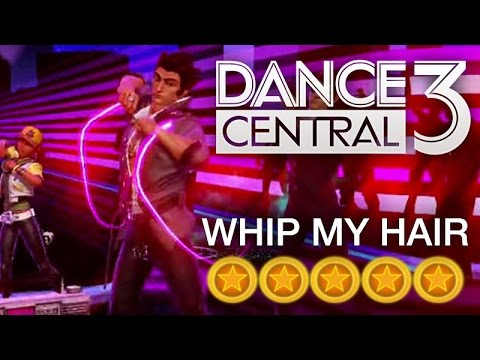 Dance Central 3 - Whip My Hair - Hard (gold stars)