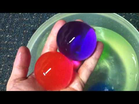 Water Balz Jumbo Polymer Balls