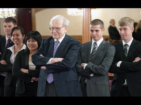 Mr. Buffett the Teacher (2013): Warren Buffett Omaha Documentary