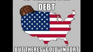 $16,000,000,000,000 U.S. National Debt!!!! Who Do We Owe