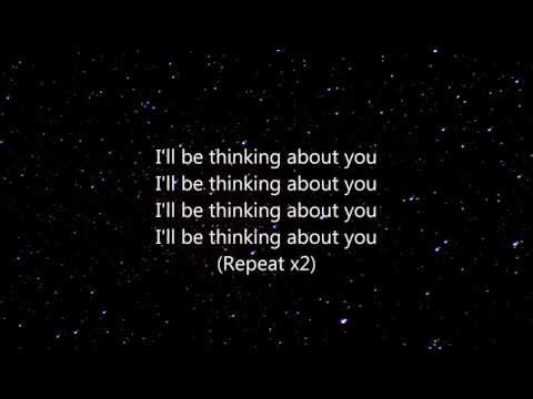 Thinking about you - Calvin Harris Feat Ayah Marar (Lyrics) (Letra)