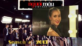 Tổng hợp hình hiệu Vietnam's Next Top Model + The Face (2017) | All VN'sNTMD and TheFaceVN Openings