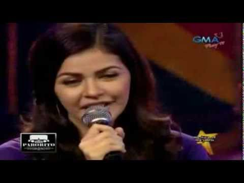 janine gutierrez and aljur abrenica sunday all star  01-19 -14