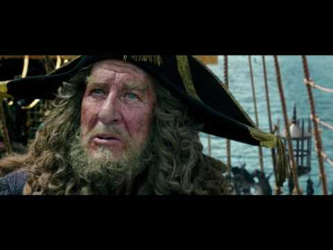 Pirates of the Caribbean: Salazar Báo Thù   Trailer Chính Thức