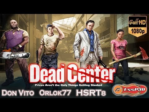 Dead Center _ Multiplayer_Best Montage - Gameplay Left4Dead2 [1080p]