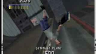 Tony Hawk's Pro Skater 3 videosu