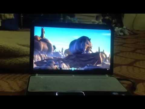 Ice age the movie part 1