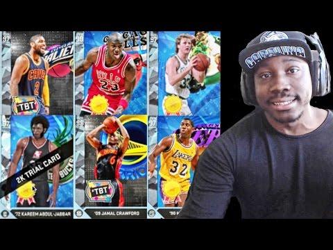 MTWars - WIN $100 BY DRAFTING BEST TEAM! NBA 2k16 My Team Fantasy Draft