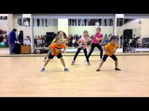 Zumba Kids with Yana -