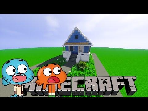 Minecraft: NHÀ CỦA GUMBALL!