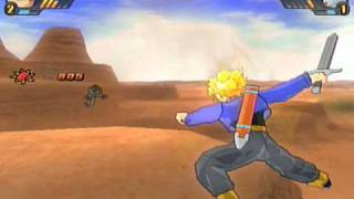 Dragon Ball Z Budokai Tenkaichi 3 Version Latino *Trunks