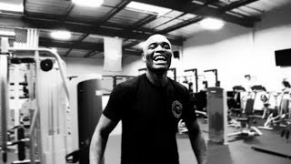 Work Hard And Have Fun Anderson Silva Backstage