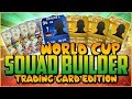 WORLD CUP CARDS SQUAD BUILDER! w/ TOTY! | FIFA 14 Ultimate Team