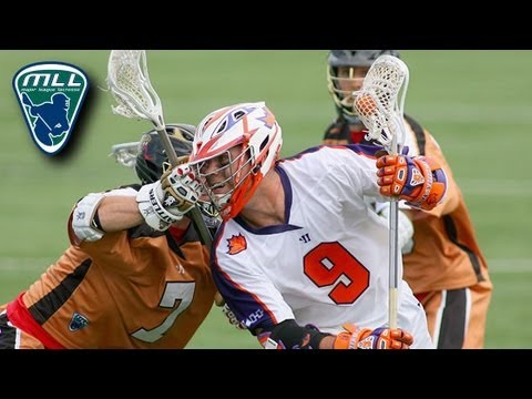 MLL Week 10 Highlights: Nationals vs Rattlers