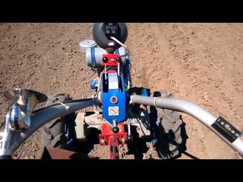 Минимальные обороты двигателя мотоблока МоторСич МБ-4,05