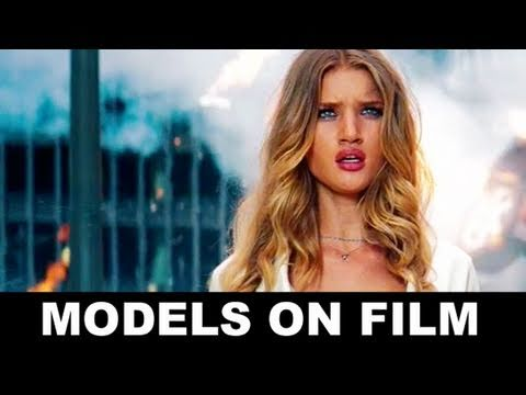 Movie Bytes - Transformers 3 Rosie Huntington-Whiteley : Beyond The Trailer