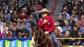 Wrangler NFR Round 1 Highlights