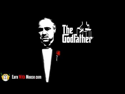 godfather soundtrack and rain - violin