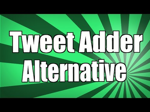 Tweet Adder Alternative - scrapeboxsenukevps.com