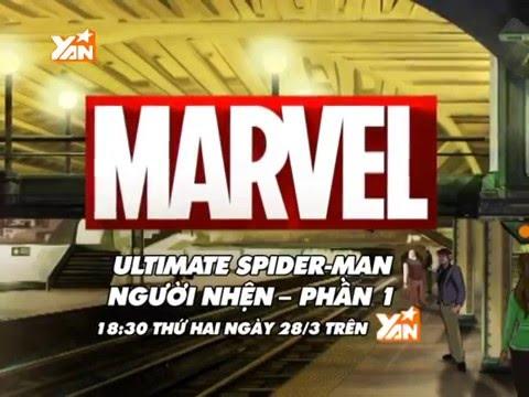 Tearser  Người Nhện Siêu Phàm mùa 1 - Marvel Ultimate Spiderman Season 1