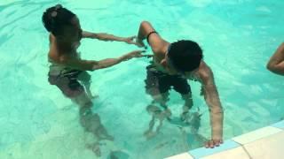 Dạy Bơi Sải - Bài tập tay sải cơ bản cho các bạn