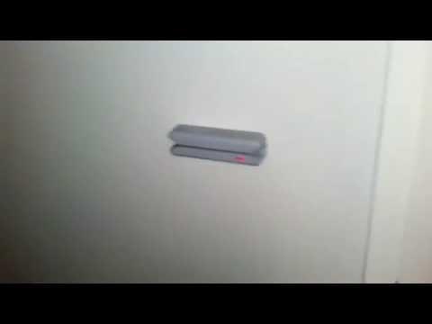 TBA4000RF con testina per esterno magnetica gestione controllo accesso varco pedonale