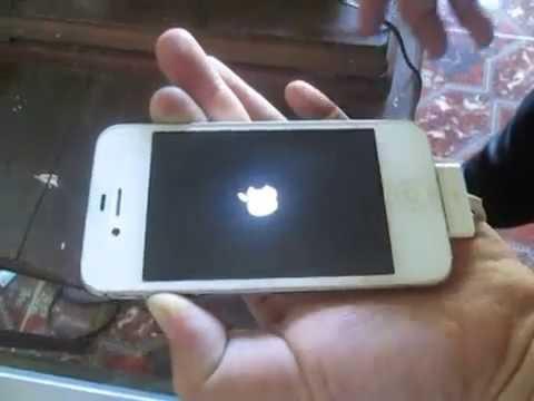 Cách khắc phục Iphone bị treo táo  (4/4s/5/5s/6/6s)