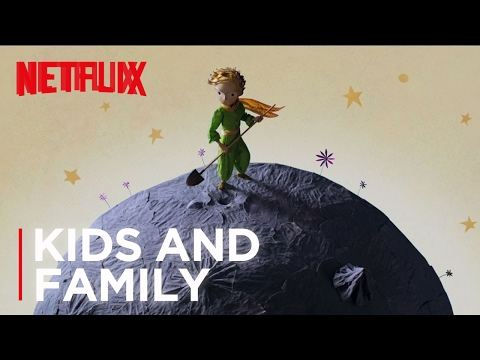 The Little Prince - Main Trailer - Netflix