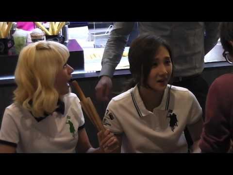 130524 Hello Venus ハロービーナス Coffee Chu Event Part2,