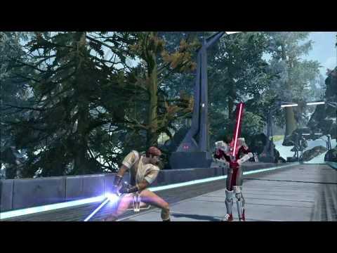 Star Wars The old republic - видео предобзор часть 1