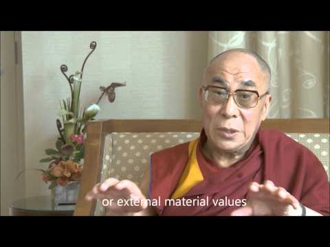 Compassion Project Message from Dalai Lama