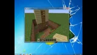 Como Hacer Una Casa Segura Modo Survival Minecraft