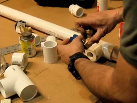 Pvc pipe cpvc pipe how to make a thermal insulated vacuum for Cpvc hot water