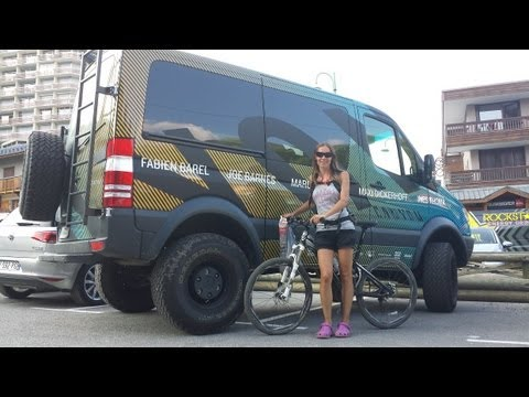 Mercedes Benz Sprinter 4x4 Iglhaut Youtube