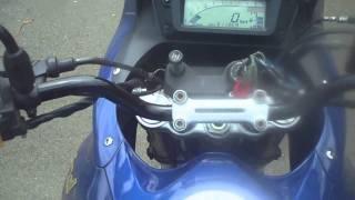 Conducción motos: Cambiar de marchas.
