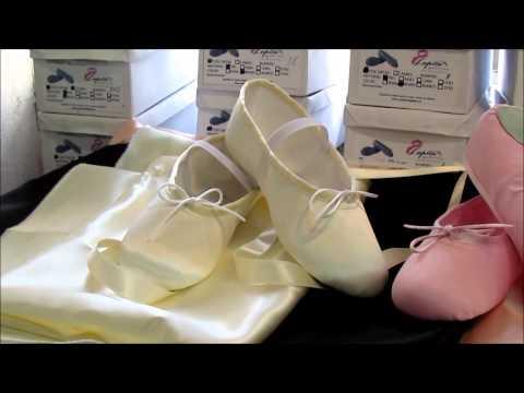 Creaciones Lupita Zapatillas de Danza, Ballet Media Punta y Split Sole