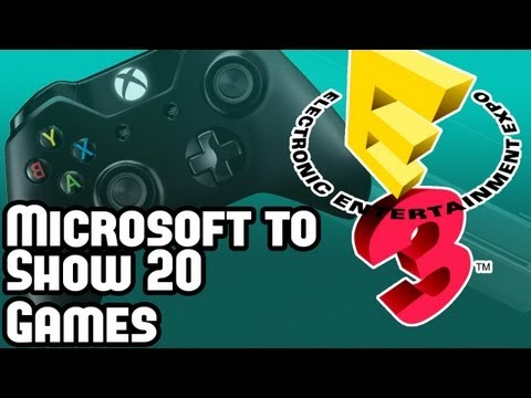 E3 2013 - Microsoft to Show 20 Games at Press Conference - Hopes & Speculations of the Games