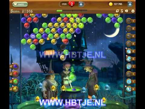Bubble Witch Saga level 127