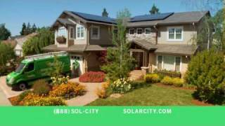 SolarCity TV Ad Turn Sunshine Into Savings