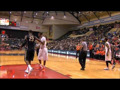 Purdue v Oklahoma State: Dead Ball Contact (Possible Taunt)
