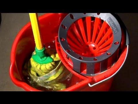 Cómo limpiar diferentes tipos de suelo