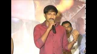 Jill Movie Success Meet Video-Gopichand,Raashi Khanna