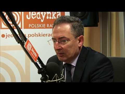 Sienkiewicz: państwo ma obowiązek chronić obywateli (Jedynka)